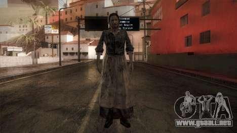 RE4 Maria para GTA San Andreas segunda pantalla