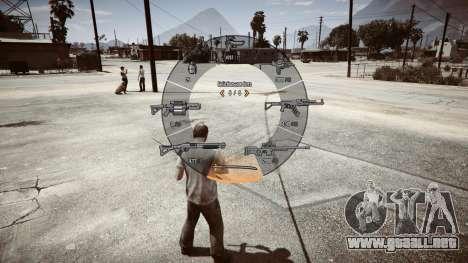 GTA 5 Katana v2.0 sexta captura de pantalla