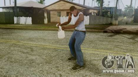 Red Dead Redemption Money para GTA San Andreas tercera pantalla