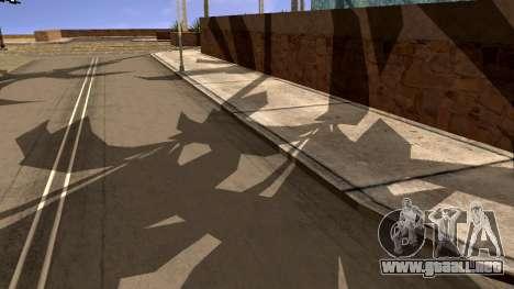 ENBTI for Low PC para GTA San Andreas quinta pantalla