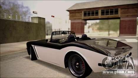 ENBTI for High PC para GTA San Andreas