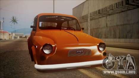 Fiat 600 para la visión correcta GTA San Andreas