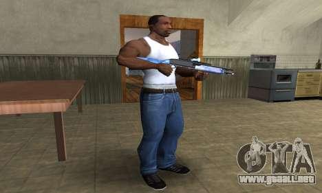 Sky Shotgun para GTA San Andreas tercera pantalla