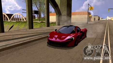 ENBTI for Low PC para GTA San Andreas tercera pantalla