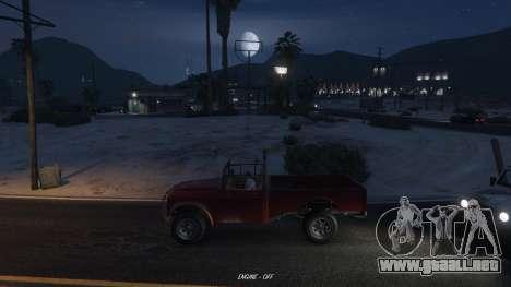 GTA 5 Realistic Vehicle Controls LUA 1.3.1 quinta captura de pantalla