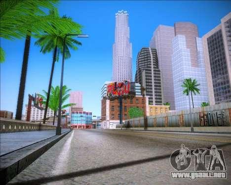 Sparkle ENB para GTA San Andreas tercera pantalla