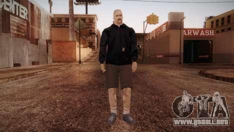 Mercenario de la mafia para GTA San Andreas segunda pantalla