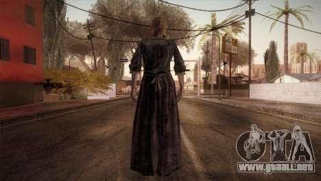 RE4 Maria para GTA San Andreas tercera pantalla