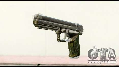 Pistol from Crysis 2 para GTA San Andreas