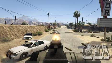 Control Heist Vehicles Solo [.NET] 1.4 para GTA 5