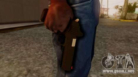 Heavy Pistol GTA 5 para GTA San Andreas tercera pantalla