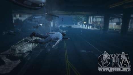 GTA 5 Tsunami cuarto captura de pantalla