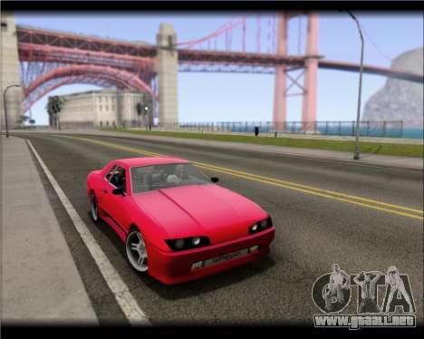 Elegy Hard Stunt para GTA San Andreas