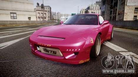 Mazda RX-7 RocketBunny [EPM] para GTA 4