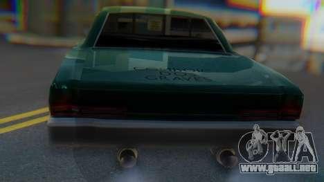 Dodge Dart Coupe para la visión correcta GTA San Andreas