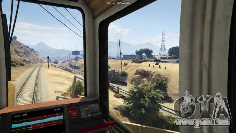GTA 5 Railroad Engineer 3 cuarto captura de pantalla