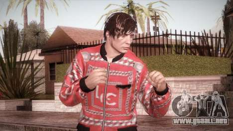 Skin3 from DLC Gotten Gaings para GTA San Andreas