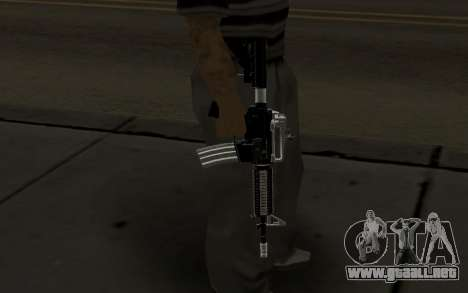 Weapon Pack para GTA San Andreas sexta pantalla