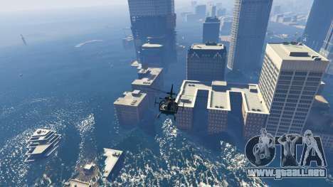 GTA 5 Tsunami octavo captura de pantalla