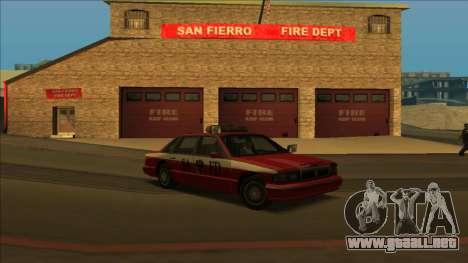 FDSA Premier Cruiser para GTA San Andreas left
