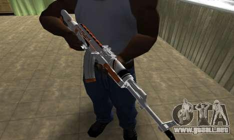 AK-47 Asiimov para GTA San Andreas
