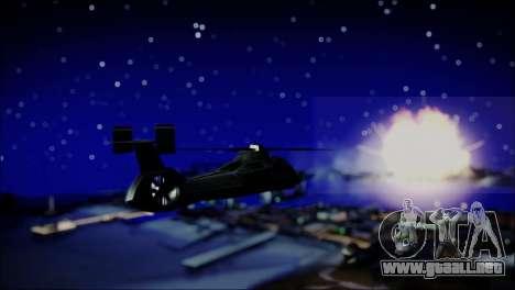 ENBTI for High PC para GTA San Andreas undécima de pantalla
