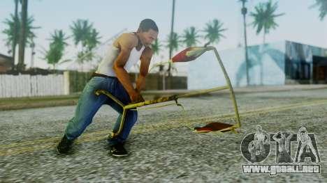 Infusion from Silent Hill Downpour para GTA San Andreas tercera pantalla