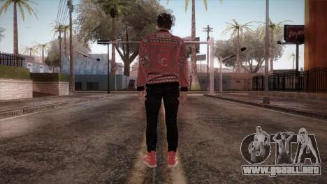 Skin3 from DLC Gotten Gaings para GTA San Andreas tercera pantalla