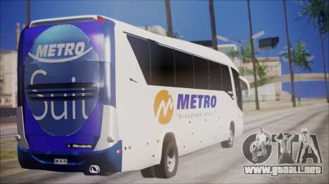 Marcopolo Metro Suit para GTA San Andreas left