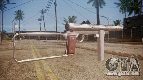 M45 from Battlefield Hardline para GTA San Andreas segunda pantalla