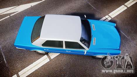 GTA V Benefactor Glendale para GTA 4 visión correcta