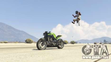 GTA 5 El rescate de v0.2.1 segunda captura de pantalla
