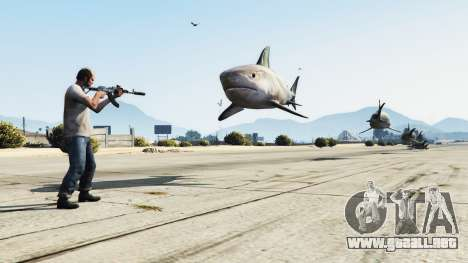 GTA 5 Animal Cannon v1.1