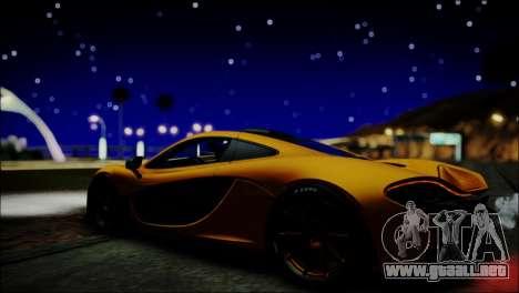 ENBTI for High PC para GTA San Andreas novena de pantalla