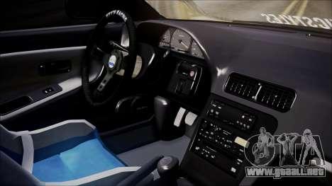 Nissan Onevia para la visión correcta GTA San Andreas