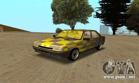 Renault 9 TSE 1992 para GTA San Andreas