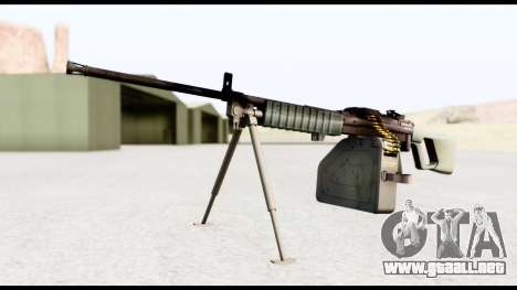 Type 88 Battlefield 4 para GTA San Andreas