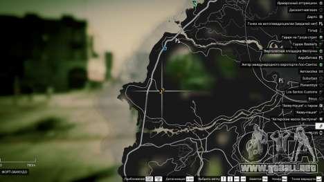 GTA 5 Jetpack v1.0.1 sexta captura de pantalla