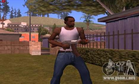 AK-47 from Battlefield Hardline para GTA San Andreas