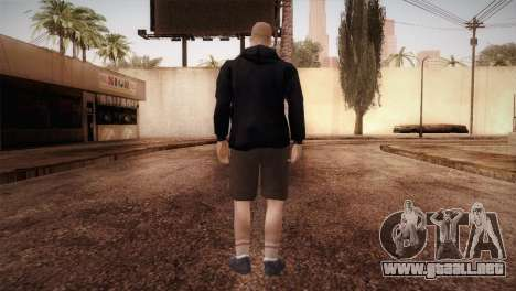 Mercenario de la mafia para GTA San Andreas tercera pantalla