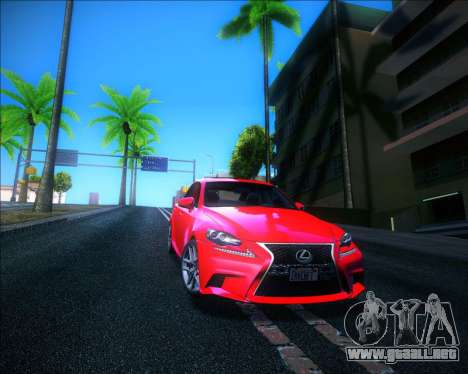 Sparkle ENB para GTA San Andreas