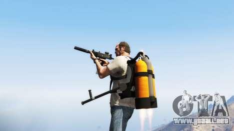 GTA 5 Jetpack v1.0.1 cuarto captura de pantalla
