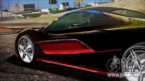 GTA 5 Progen T20 para la visión correcta GTA San Andreas