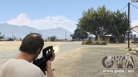 GTA 5 Famas F1 octavo captura de pantalla