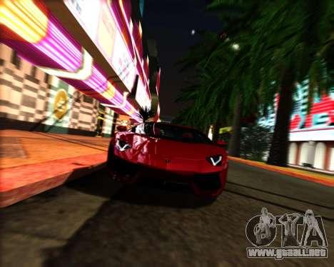 Jungles ENB v1.0 para GTA San Andreas tercera pantalla