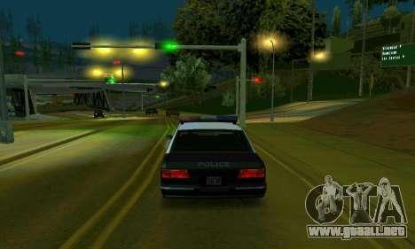 Project2DFX v3.2 para GTA San Andreas tercera pantalla