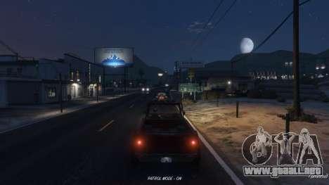 GTA 5 Realistic Vehicle Controls LUA 1.3.1 tercera captura de pantalla