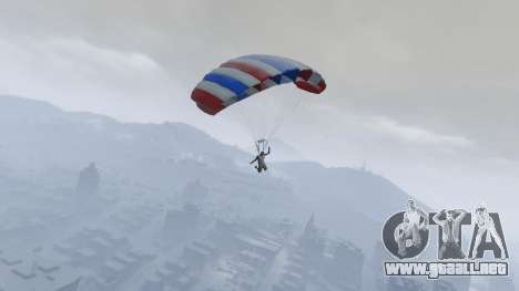 GTA 5 Singleplayer Snow 2.1 octavo captura de pantalla