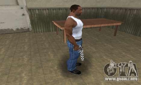 Math Deagle para GTA San Andreas segunda pantalla