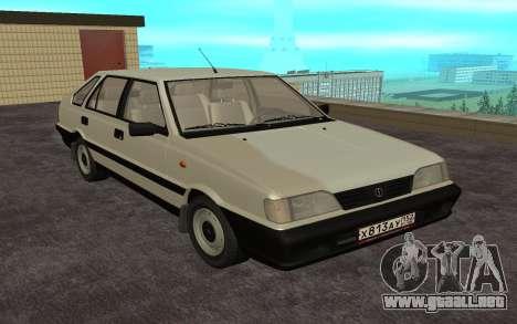 Daewoo FSO Polonez Caro Plus para GTA San Andreas